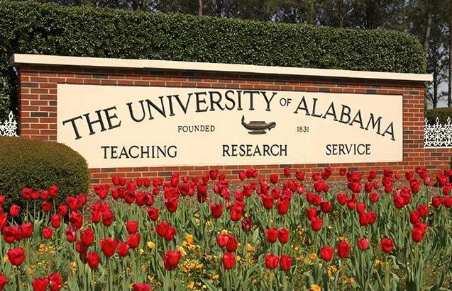 University of Alabama?